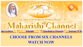 Maharishi Channel - Watch now